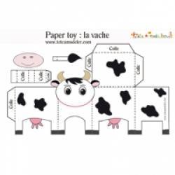 Paper Toys à Imprimer Gratuitement Tête à Modeler