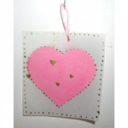 Bricolage de saint Valentin junior
