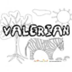 Valerian, coloriages valerian