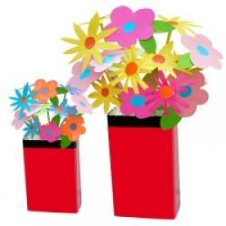 Idée de vase, vase à faire soi-même