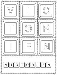 victorien keystone