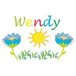 prénom Wendy