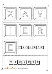 xaviere keystone