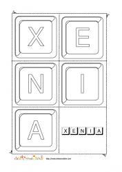 xenia keystone