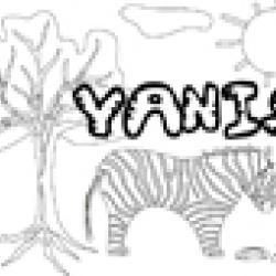 Activités sur le prénom Yanis