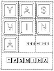 yasmina keystone
