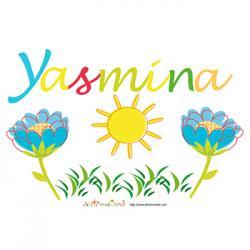 prénom Yasmina