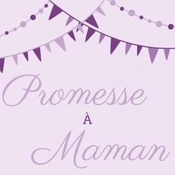 Promesse à maman est un poème plein d'amour et d'attention que votre enfant pourra réciter le jour de la fête des mères ou à chaque occasion qu'il aura de lui faire plaisir. Imprimez ce joli poème illustré gratuitement et collez-le par exemple sur une car