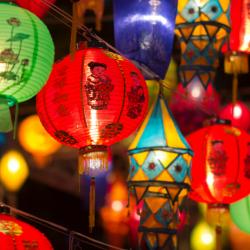 """Le jour des lanternes fin du Nouvel an chinois. Le quinzième jour s'appelle le """"jour des lanternes """", il marque la fin des festivités du nouvel an chinois. Le jour des lanternes est la fête de la lumièr"""