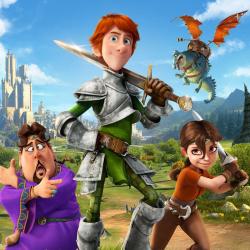Retrouvez Justin et la légende des chevaliers. Un film d'animation qui raconte le voyage initiatique d'un jeune garçon qui cherche à devenir chevalier.