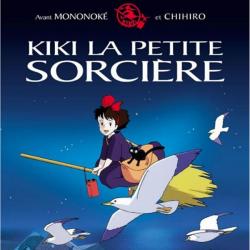 Kiki la petite sorcière est un film d'animation des studios Ghibli qui raconte l'histoire d'une jeune sorcière apprentie qui doit partir un an dans un village inconnu.