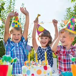 Kits créatifs pour animer un anniversaire