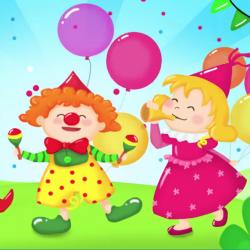 La chanson du carnaval, Mardi Gras, la comptine en vidéo !