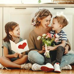 Bricolage pour la fête des mères 2022