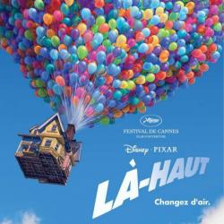 Des studios Disney-Pixar arrive la comédie d'aventure «Up», qui suit un vendeur de ballons de 78 ans, Carl Fredricksen, au moment où il réalise enfin le rêve de sa vie. Son désir de vivre une grande aventure le pousse à attacher des milliers de ballons à