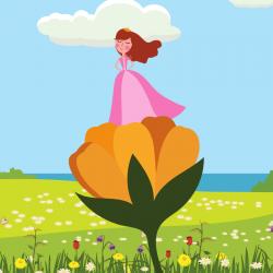 Découvrez ou redécouvrez le conte de la petite poucette. C'est un conte intemporel raconté de générations en générations et que les enfants adorent entendre.