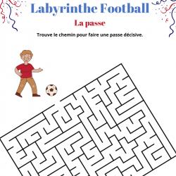 Labyrinthe du foot 2016