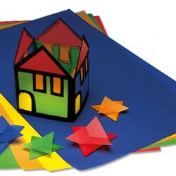 Des idées d'activités pour utiliser votre papier vitrail