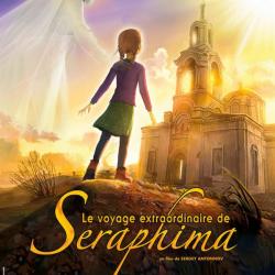 Le voyage extraordinaire de Seraphima raconte l'histoire de la jeune Séraphima, qui a perdu ses parents au tout début de la guerre et vit dans un orphelinat en Union Soviétique. Retrouvez la bande annonce et des infos sur Tête à modeler.