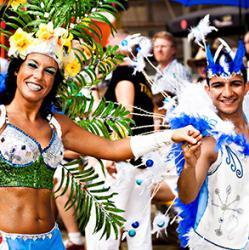 Une sélection des 12 plus beaux Carnaval au monde