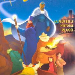 Les 3 rois mages est un film d'animation sorti en 2004. Retrouvez la bande annonce et des infos sur ce joli dessin animé de Noël