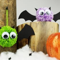 Sac halloween : Une jolie pochette en forme d'araignée à fabriquer avec les enfants pour y mettre les bonbons d'Halloween. Idéal pour aller avec un déguisement ou juste décorer la maison. Une activité manuelle d'halloween facile et rapide à réaliser. copi