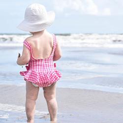 les dangers de la plage