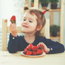 La fraise est l'un des aliments préférés des enfants, mais la connaissent-ils vraiment ? Voici un petit dossier sur les fraises, les variétés, leur croissance ... Retrouvez des coloriages de fraise, des jeux et des activités sur la croissance et le