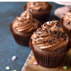 Garnitures pour cupcake