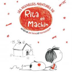 Après Les Aventures de Rita & Machin, découvrez le nouveau programme de courts métrages qui suit les aventures de ce drôle de duo : une petite fille énergique et son chien farceur  !