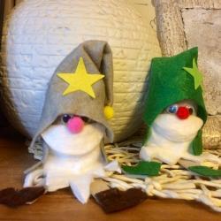 Découvrez comme realiser un bricolage de lutin de noel en recup diy. Ces jolis petits lutins sont parfaits à réaliser avec les enfants pour Noel et ne necessitent que peu de materiel !
