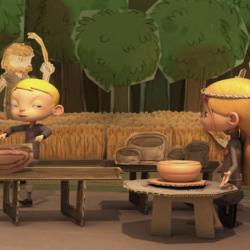 épisode de la série Notre histoire sur l'Invention de la roue et la préhistoire