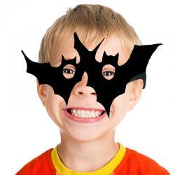 Lunettes chauve souris pour halloween