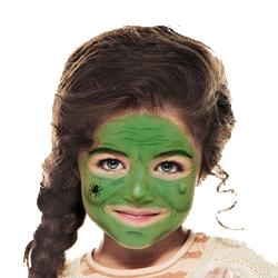 Notre partenaire Snazaroo vous propose un pas-à-pas pour transformer votre fille en gentille petite sorcière