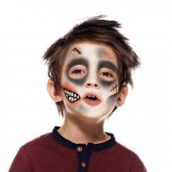 2 idées de maquillages faciles pour passer un bon Halloween avec vos enfants