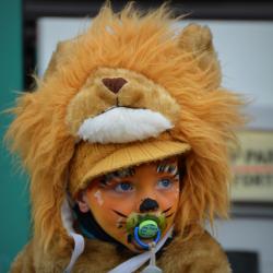 Une sélection de maquillages pour le Carnaval ou Mardi Gras avec Tête à modeler