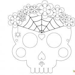 Retrouvez nos masques d'Halloween à colorier gratuitement. Citrouilles, sorcières, Loups vous attendent dans cette sélection spéciale.