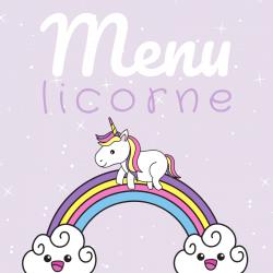 Imprimez gratuitement votre menu de Licorne pour préparer un repas magique sur le thème des Licornes que personne n'oubliera. Il suffira juste d'y inscrire l'entrée, le plat et le dessert : Un menu à imprimer gratuit qu'il vous faut.