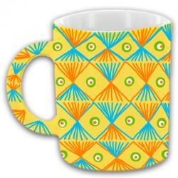 Mug à motifs WAX