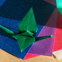 L'origami est une activité qui permet d'améliorer sa dextérité, sa concentration, sons sens de la méthode et son imagination. Des origines de l'origami au choix du papier en passant par l'intérêt pédagogique du pliage pour les enfants, vous saurez tout su