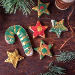 Pâte à sel Noël : vous cherchez des idées d'activités à faire en pâte à sel à Noël ? Voici sans plus attendre notre sélection ! Les enfants vont adorer