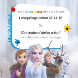 PicWicToys - Reine des Neiges PicWicToys - Reine des Neiges PicWicToys - Reine des Neiges PicWicToys - Reine des Neiges
