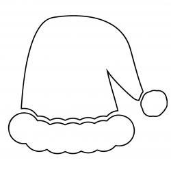 Pochoir sapin de Noël à imprimer afin de décorer la mason. Il suffit de découper en suivant les traits.