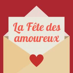 Poème sur le thème de la saint Valentin . Un poème calligramme en forme de coeur