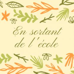Les poésies sur l'automne et la rentrée scolaire sont l'occasion de découvrir les poètes et de développer les capacités de mémorisation de l'enfant et son vocabulaire. Pour des raisons de droits d'auteurs seules les poésies anciennes peuvent figurer sur T