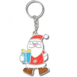 Porte-clefs Père Noël