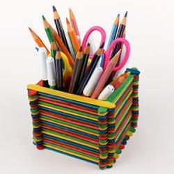 Pots à crayons pour la rentrée scolaire