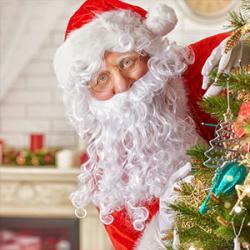 Toutes les réponses aux questions des enfants sur le Père Noël : pourquoi le Père Noël est-il rouge ?