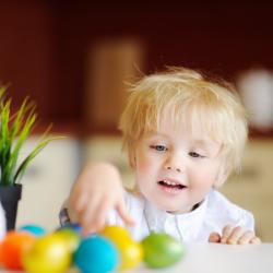 Pâques en maternelle