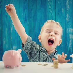 Fiche : quand peut-on ou doit-on donner de l'argent de poche aux enfants ?  Un dossier pour aider les parents à trouver des réponses.